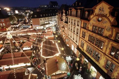 Weihnachten in Mainz
